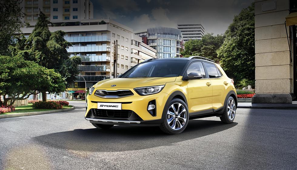 Découvrez le Stonic dans votre concession automobile Kia Martinique, un Crossover offrant une garantie de 5 ans.