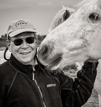BurkholderJill and Dan with Jerry Uelsma