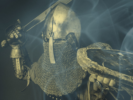 The Armour of God 3. Breastplate of righteousness
