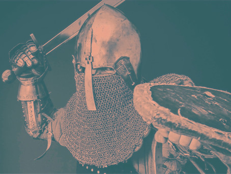 The Armour of God 6. Helmet of Salvation