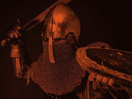 The Armour of God 5. Shield of Faith