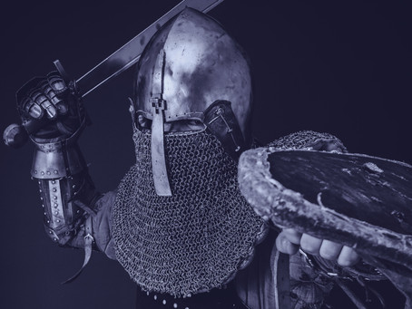 The Armour of God 2. Belt of Truth