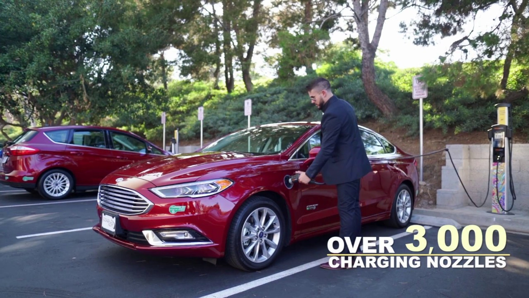 A video produced for San Diego Gas & Electric to explain their Power Your Drive Electric Vehicle charging pilot program (Power Your Drive). It was highlighted on the companies website and used by the University of Stanford as part of an explanatory paper.