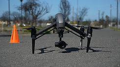 DJI Inspire 2, drone, UAV, Unmanned Aerial Vehicle, UAS, C2 Group, C2 Group San Diego