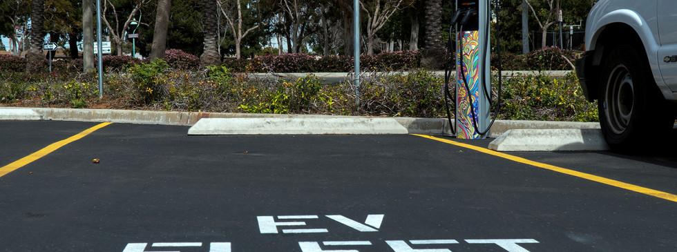 City of Chula Vista, Employee Parking Lot