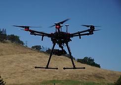 DJI M600 Pro, drone, UAV, Unmanned Aerial Vehicle, UAS, C2 Group, C2 Group San Diego