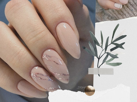 Tendencias de nail art p/ 2021