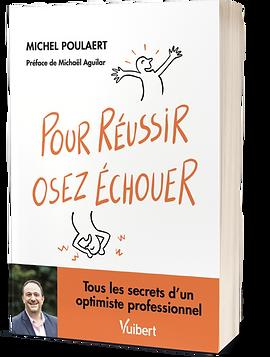 POUR REUSSIR OSEZ ECHOUER COVER 3D-1800x