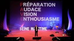 Michel POULAERT conferencier Optimisme A