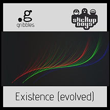 Existence_-_evolved_-_cover_-_3k_x_3k.jp