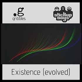Existence_-_evolved_-_cover_-_3k_x_3k.jp