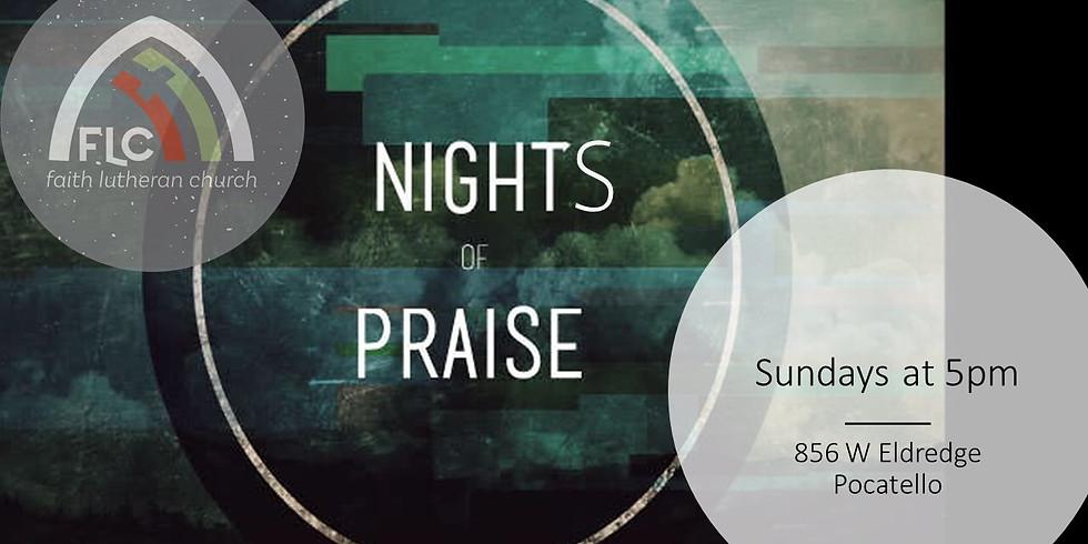Sunday Night Praise and Worship
