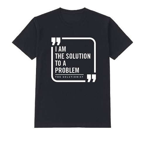 Solutionist T-Shirt # 1