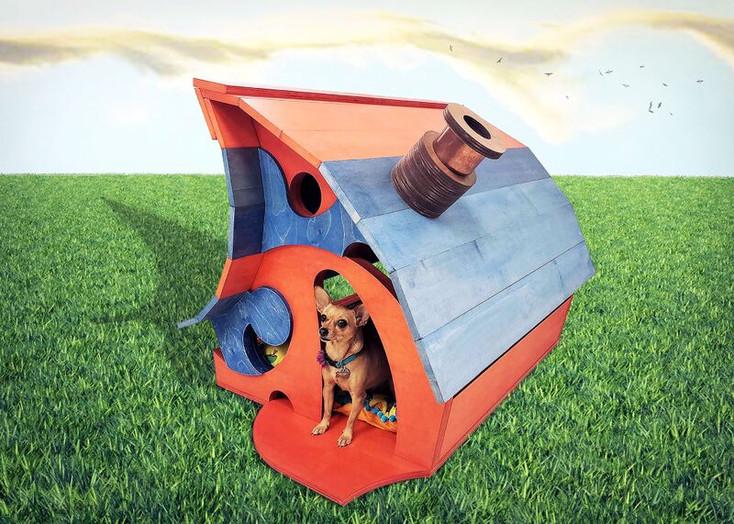 Teacup Pup - Array Architects - Vaughn C
