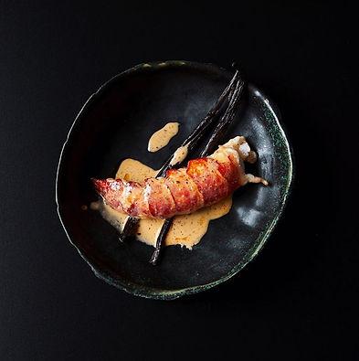 Homard à la vanillePhotographie extrait du livre Chocolat , carnet de voyage de Marcolini
