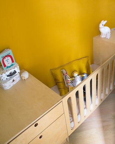 chambre enfant architecture design  interieur Vannes Bretagne Family Cabins Inspire