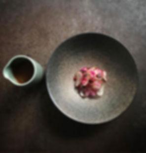 restaurant A.T Atsushi Tanaka design Inspire cuisinier japonais gastronomie