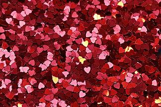 Confeti de corazon