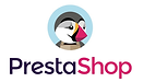 Prestashop content management system logo