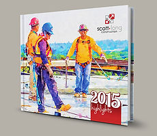 Scott-Long Construction 2015 Highlights digital ebook