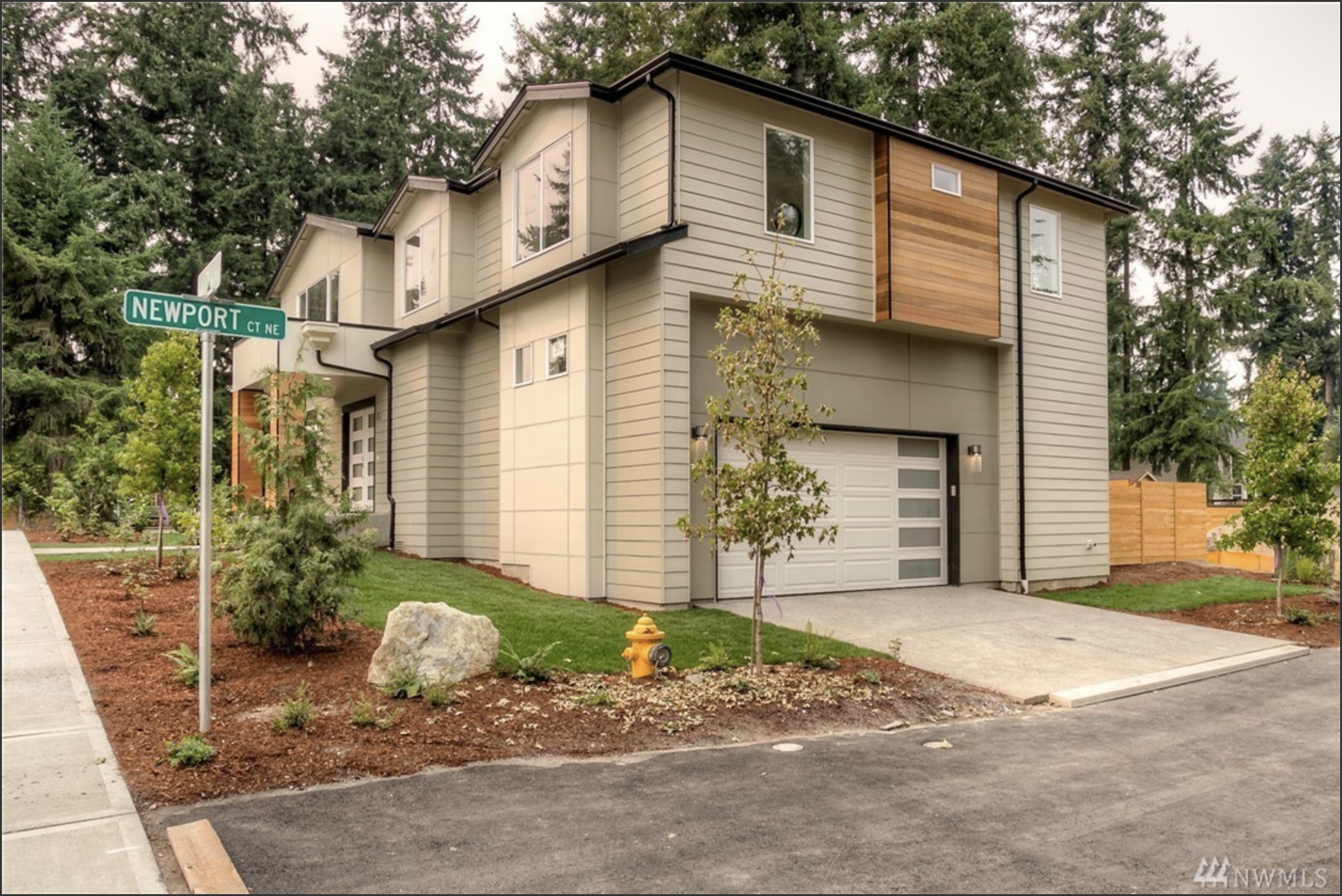 Renton 4 Single Family Homes