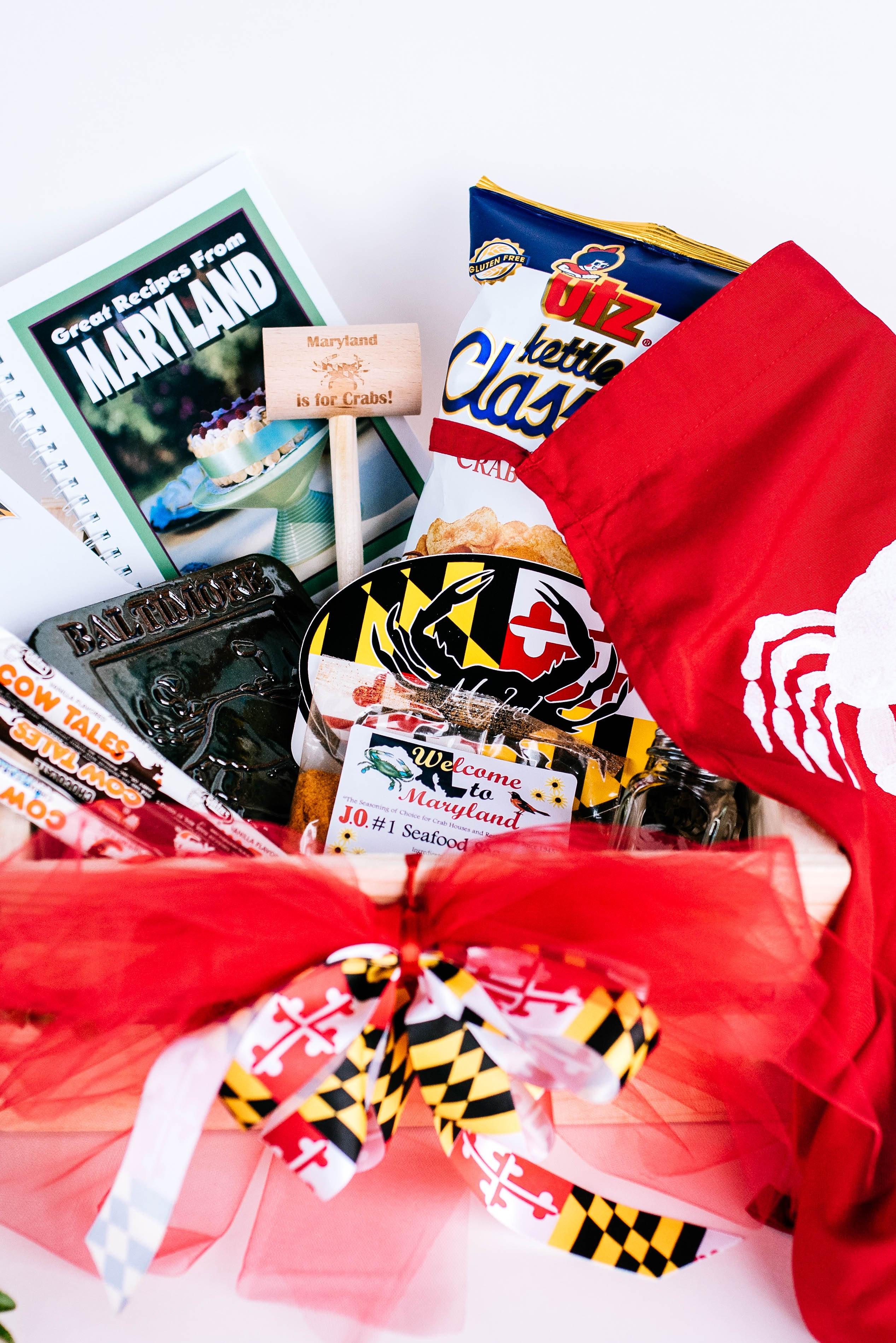 Baltimore Gift Baskets That Give Back | Benevolent Baskets | Taste ...