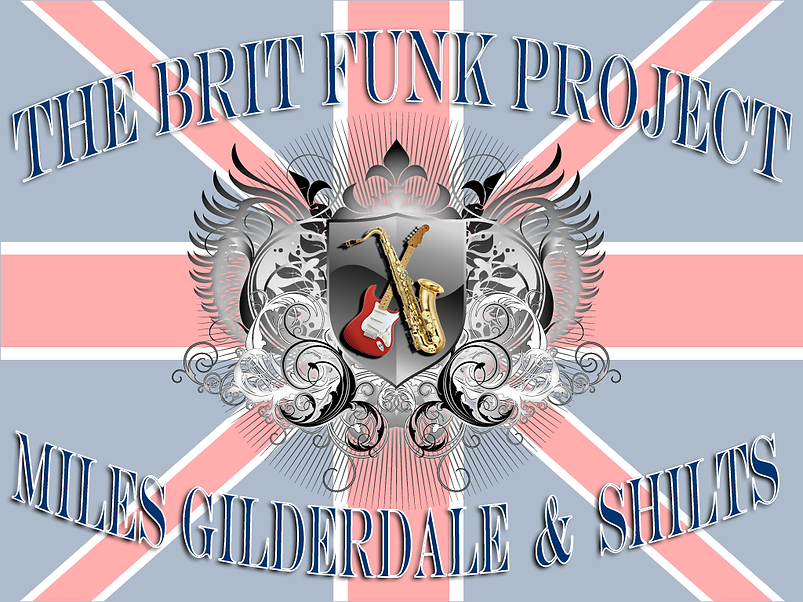 The Brit Funk Project ... Old school tunes for a new generation.
