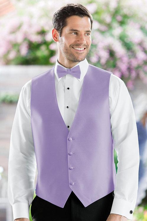 Herringbone Lavender Vest
