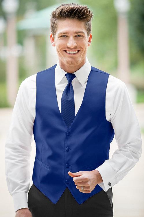 Expressions Royal Blue Vest