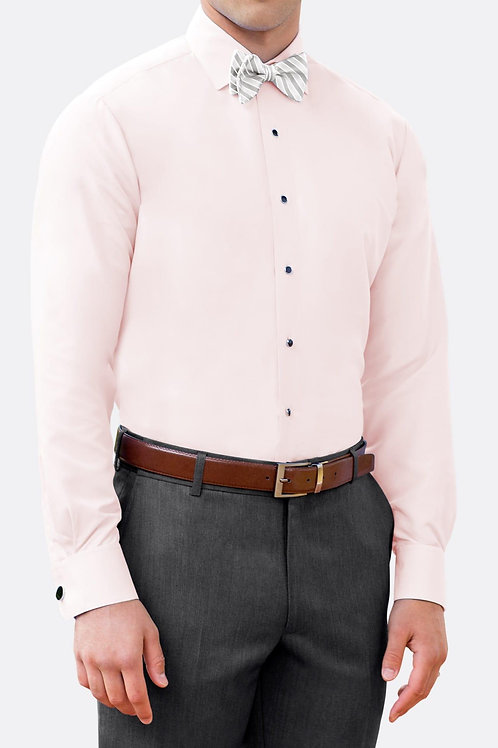 Light Pink Microfiber Shirt