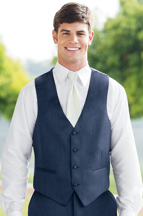 Aspen Slate Blue Vest