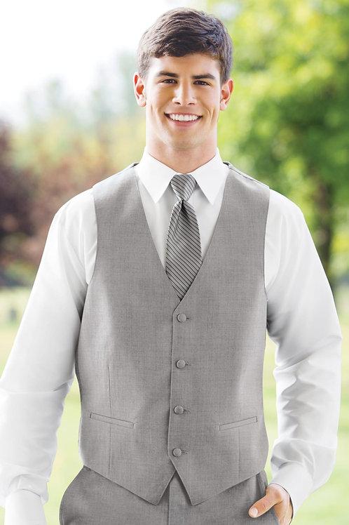 Aspen Heather Grey Vest