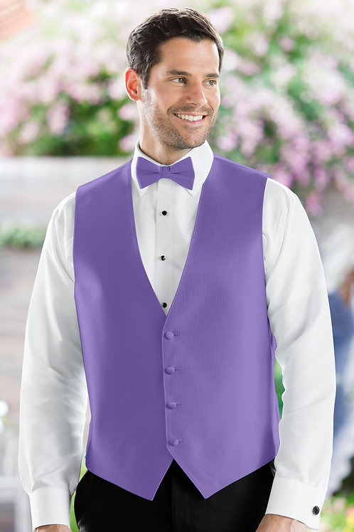 Herringbone Freesia Vest