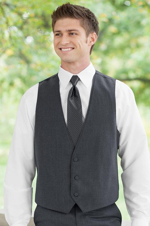 Steel Grey Vest