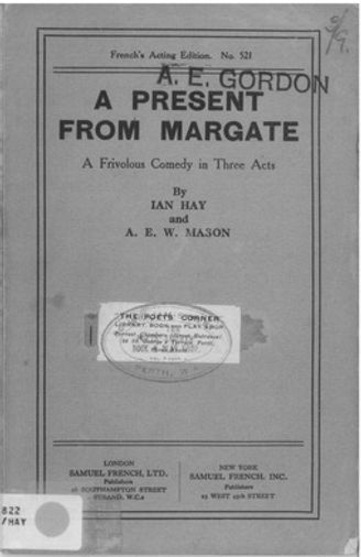 A Present from Margate