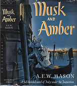 Musk and Amber