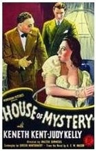 At the Villa Rose - House of Mystery