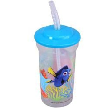Finding Dory 16 oz. Sports Tumbler with lid and straw 55g