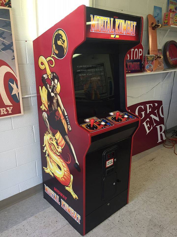 How To Install Vinyl Arcade Side Graphics On A Video Game