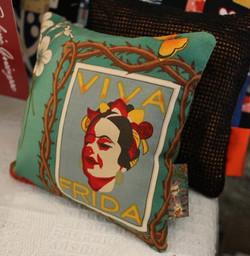 Sachet de lavande Frida vert - Sylvie Guieysse Pillows