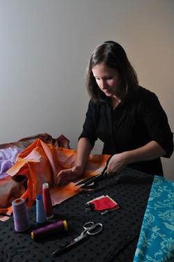 Sylvie Guieysse atelier couture Tours