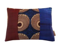 Coussin Khiva bleu - 49€