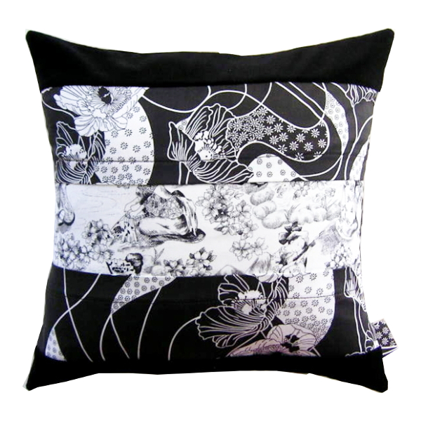 Coussin Geisha - Sylvie Guieysse Pillows