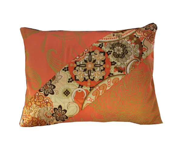 Coussin Arte Nuevo rose - Sylvie Guieysse Pillows