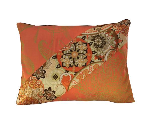 Coussin Arte Nuevo rose - Sylvie Guieysse Pillows