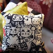Sachet de lavande Maneki-neko - Sylvie G