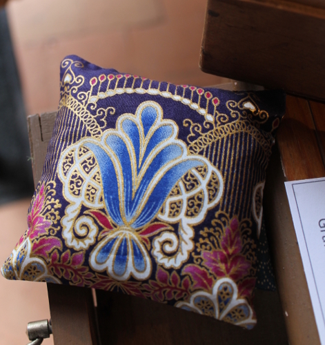 Sachet de lavande Bali - Sylvie Guieysse Pillows