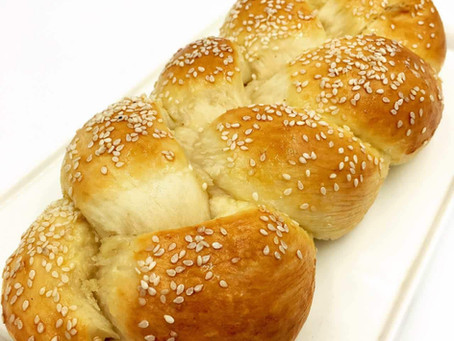 El pan de Shabat