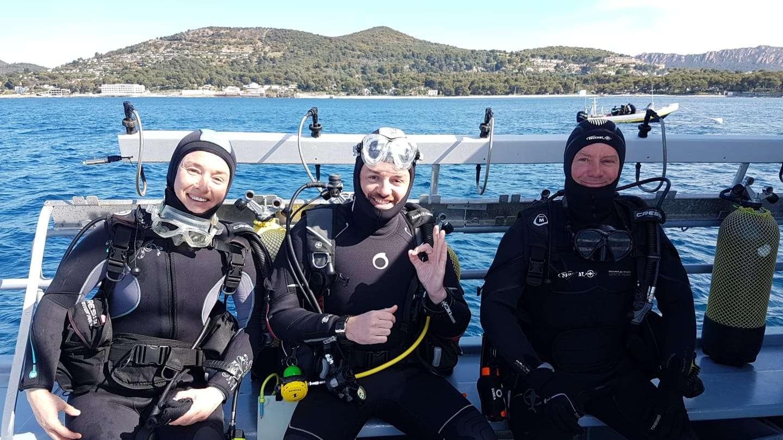 GSP - Prêt à plonger