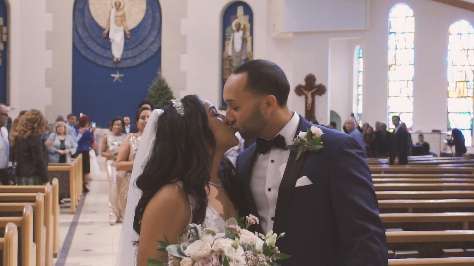 Alondra + Erwin Wedding Highlight clip.m